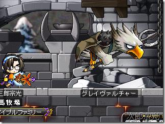 図:鷲(グレイヴァルチャー)